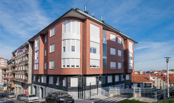 20 viviendas, Harbiatx - Lekeitio