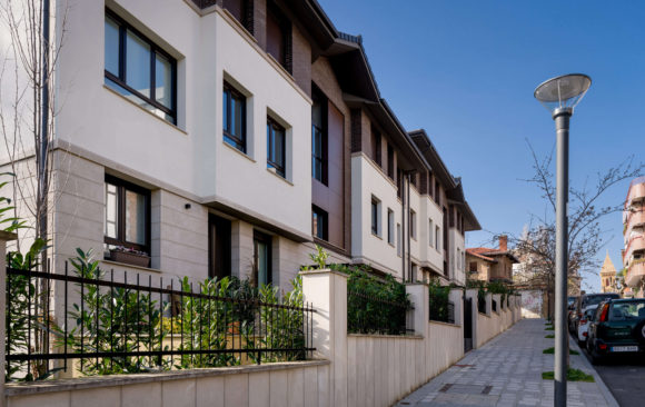 12 viviendas en San Ignacio 3A 3B, Neguri-Getxo